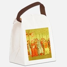 The Dream of Life Ital Costume 14 Canvas Lunch Bag