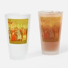 The Dream of Life Ital Costume 14th Drinking Glass