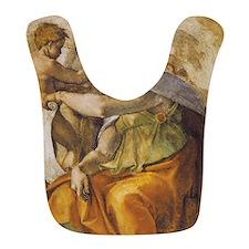 Michelangelo Delphic Sibyl Bib