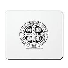 www.StBenedictInterfaith.org Mousepad