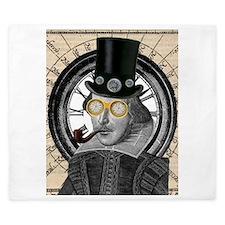 Steampunk William Shakespeare Literature Altered A
