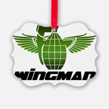 wingman Ornament
