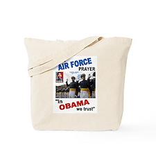 AIR FORCE PRAYER Tote Bag