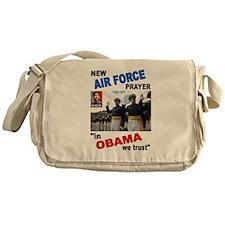 AIR FORCE PRAYER Messenger Bag