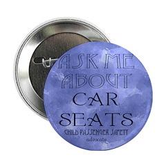 Child Passenger Safety Advocate Button