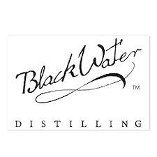 blackwater-logo Postcards (Package of 8)