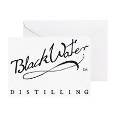 blackwater-logo Greeting Card