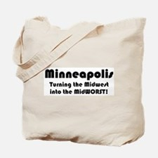 MidWORST Tote Bag