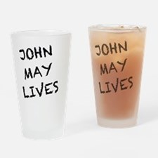 v john may-001 Drinking Glass