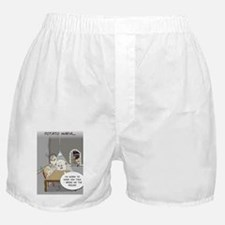 Potato Mafia Funny Greeting Card Boxer Shorts