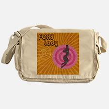 Foxy Messenger Bag