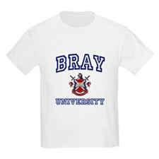 BRAY University Kids T-Shirt