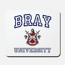 BRAY University Mousepad