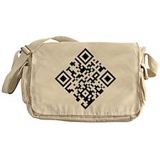 Hello! ...fellow GEEK Messenger Bag