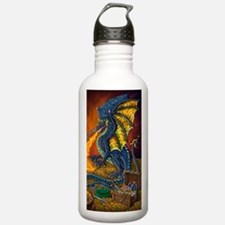 Dragons_Treasure_ ipho Water Bottle