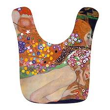 Gustav Klimt Water Serpents Bib