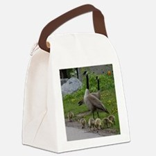 Proud Parents Canvas Lunch Bag