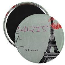 Paris-3 Magnet