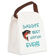 bestcatchever Canvas Lunch Bag