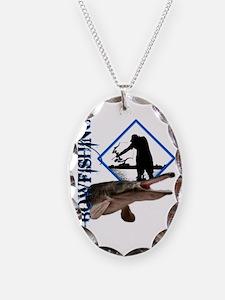 Bowfishing0001 Necklace