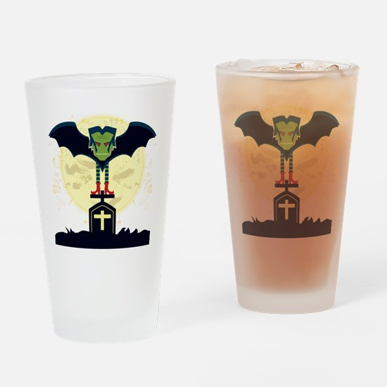Dead Night Drinking Glass