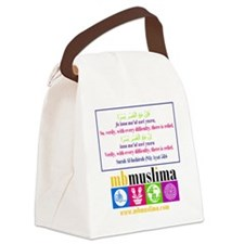 keepsake Canvas Lunch Bag