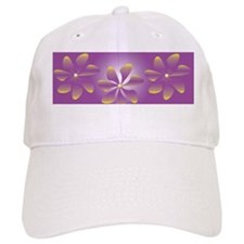 flowers_funtainer Baseball Cap