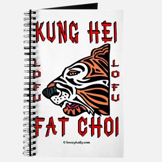 Kung Hei Fat Choi Tiger 4cc A4 adj CH Journal