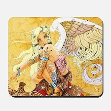 blondeangel11x17 Mousepad