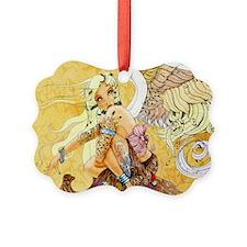 blondeangel11x17 Ornament