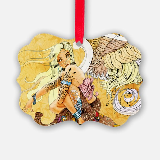 blondeangel11x17 Ornament