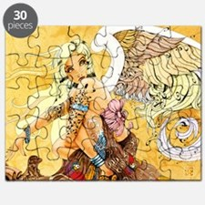 blondeangel11x17 Puzzle