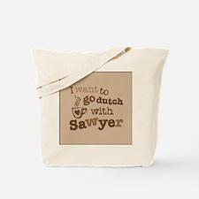 dutchsawyer_icon Tote Bag