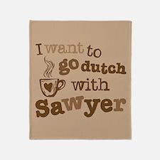 dutchsawyer_icon Throw Blanket