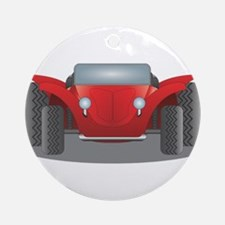 Dune Buggy Ornament (Round)
