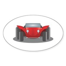 Dune Buggy Bumper Stickers