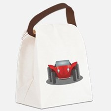 Dune Buggy Canvas Lunch Bag