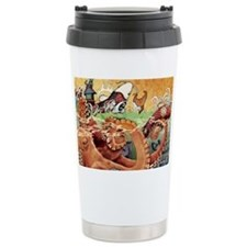 octokoi11x17 posters Travel Mug