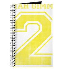 Utah Gimme 2 Journal