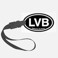 LVBdark Luggage Tag