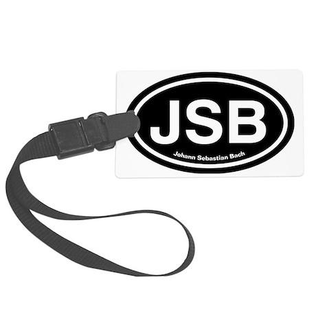 JSBdark Large Luggage Tag