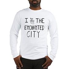 enchanged_adjusted Long Sleeve T-Shirt