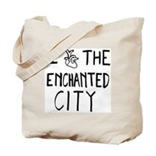 enchanged_adjusted Tote Bag