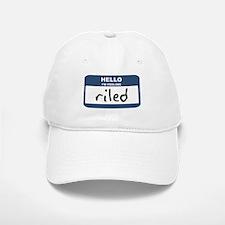 Feeling riled Baseball Baseball Cap