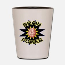 brainp Shot Glass