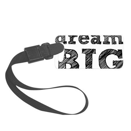 dreambig Small Luggage Tag