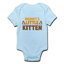 Mommys little kitten with a matching Daddys little