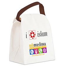 iloveislam2 Canvas Lunch Bag