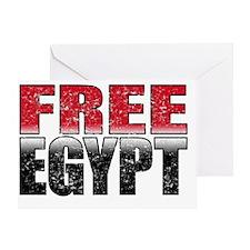 free_egypt_03 Greeting Card