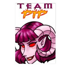 Team Pip 10x10_apparel Postcards (Package of 8)